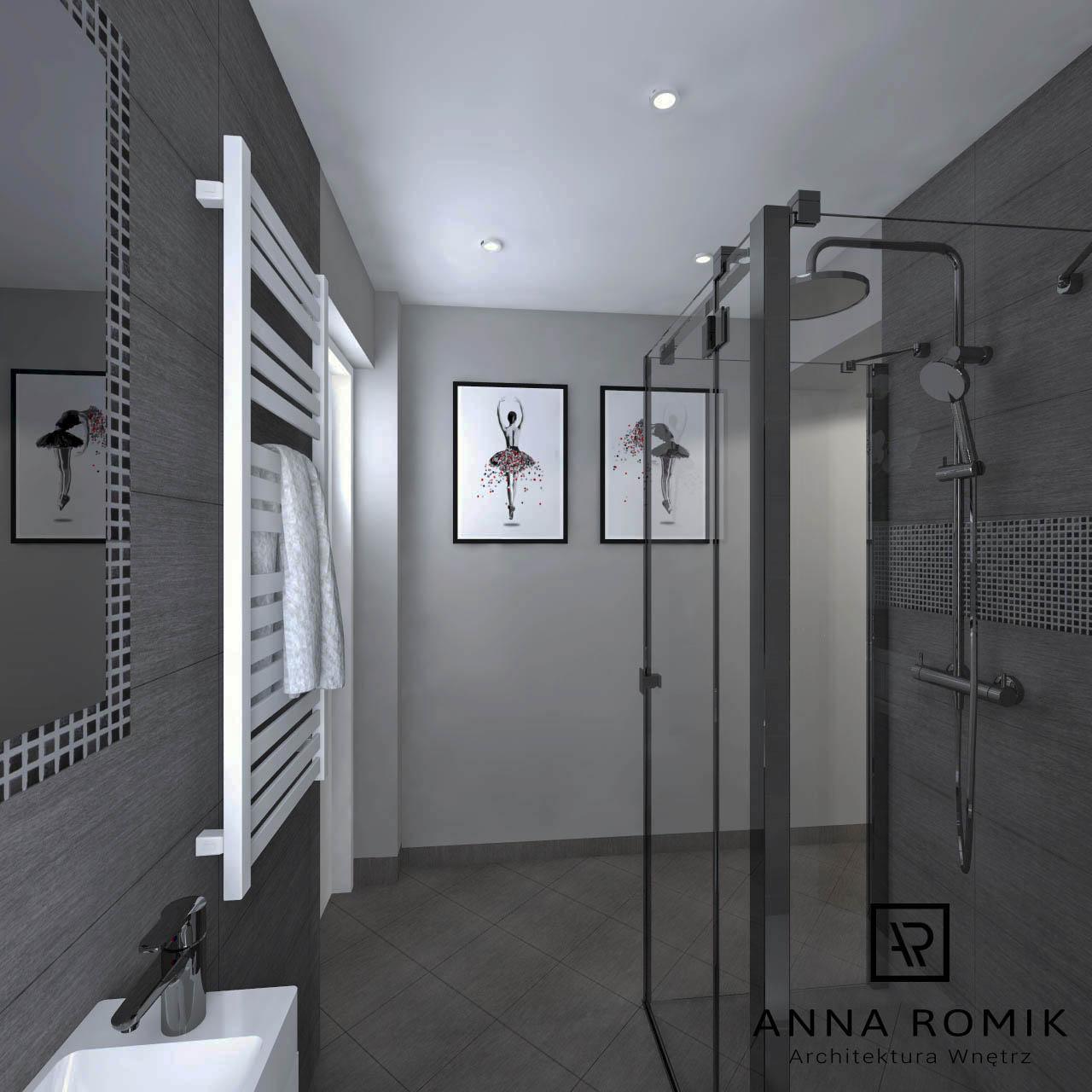 łazienka Z Bieliźniarką Wieprz 79 M2